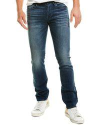 3x1 M3 Selvedge Slim Straight Leg - Blue