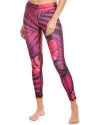 Terez Performance Legging - Pink