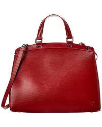 Louis Vuitton - Red Epi Leather Brea Mm - Lyst