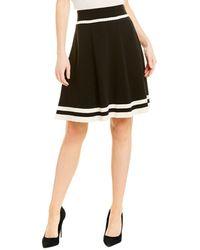 Anne Klein Skirt - Black