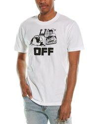 Off-White c/o Virgil Abloh Off-white? Logo Print T-shirt