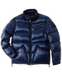 Moncler Puffer Coat - Blue