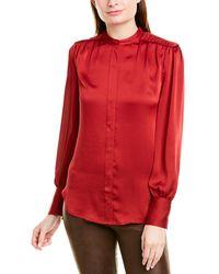 Equipment Garion Shirt - Red