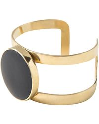 Soko - Horn Circle Kizimba Cuff Bracelet - Lyst