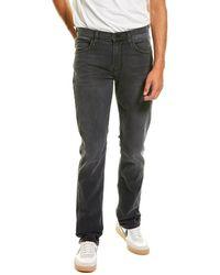 Hudson Jeans Byron Amir Straight Jean - Black