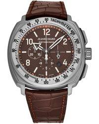 Jean Richard - Aeroscope Watch - Lyst
