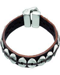 Uno De 50 ...or You Leave It Bracelet - Brown