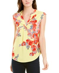 Joules Top - Yellow
