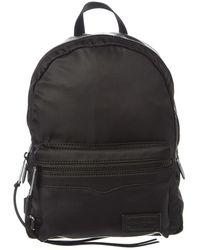 Rebecca Minkoff Medium Zip Backpack - Black