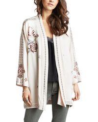 Odd Molly Summer Breeze Kimono - Multicolour