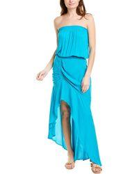 Young Fabulous & Broke Dreamboat Maxi Dress - Blue