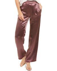 Max Mara Mach Trouser - Purple
