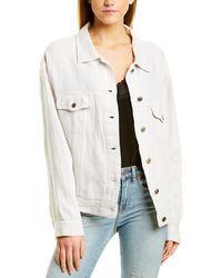 IRO Lightweight Jacket - White