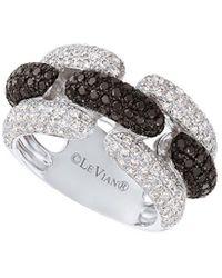 Le Vian ? Exotics? 14k Vanilla Gold 1.89 Ct. Tw. Diamond Ring - Metallic