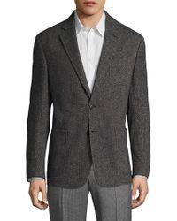 Billy Reid - Rustin Wool Herringbone Sportcoat - Lyst