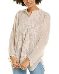Johnny Was Carine Blouse - Multicolor