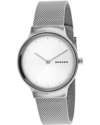 Skagen Women's Freja Watch - Metallic