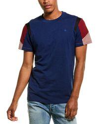G-Star RAW Raw Motac T-shirt - Blue