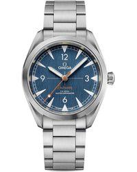 Omega Rail Master Watch - Metallic