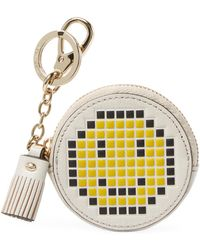 Anya Hindmarch Pixel Smiley Coin Purse