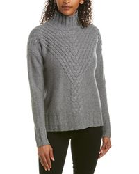 Autumn Cashmere Cashmere Jumper - Grey