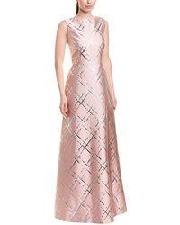 ESCADA Silk-blend Gown - Pink