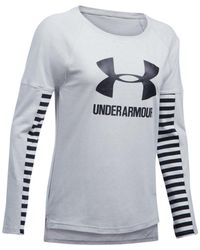 Under Armour Rest Day Sportstyle Long Sleeve - Grey