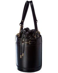 Gucci Horsebit 1955 Small Bucket Bag - Black