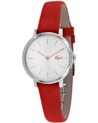 Lacoste - Women's Moon Watch - Lyst