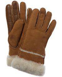 UGG Tech Gloves - Brown