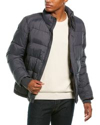 Tommy Hilfiger Ultra Loft Quilted Jacket - Gray