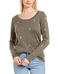 Chaser Cashmere-blend Pullover - Brown