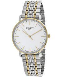 Tissot Men's Everytime Watch - Metallic