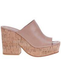 Splendid Trinidad Leather Sandal - Multicolour