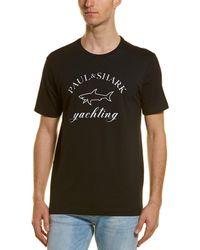 Paul & Shark Yachting T-shirt - Black