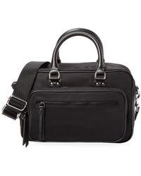 Rebecca Minkoff Solstice Duffel Bag - Black