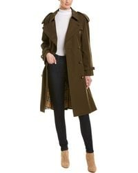 Burberry Westminster Long-length Heritage Trench Coat - Natural