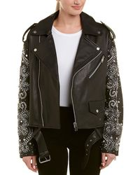 Walter Baker - Chi Leather Jacket - Lyst