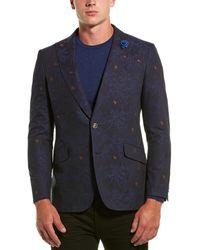 Robert Graham Tamarin Sportscoat - Blue