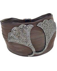 Arthur Marder Fine Jewelry Silver 5.43 Ct. Tw. Diamond Bracelet - Metallic