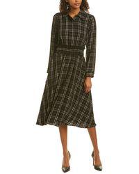 Maggy London A-line Dress - Black