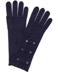 Forte Military Tech Glove - Blue