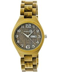 Earth Wood - Earth Unisex Sapwood Watch - Lyst