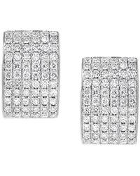 Diana M. Jewels - . Fine Jewelry 14k 1.60 Ct. Tw. Diamond Earrings - Lyst