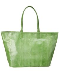Beirn Small Grace East/west Tote - Green