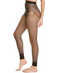 Wolford Isabella Matte Look Capri Tight - Black