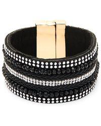 Panacea - Wide Magnetic Bracelet - Lyst
