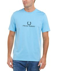 Fred Perry Clothing For Men - Blue