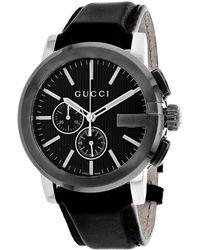 Gucci - Men's G-chrono Watch - Lyst