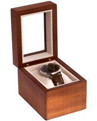 Bey-berk Bey Berk Single Watch Box